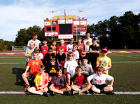 2012 LASSITER YOUTH FOOTBALL CAMP