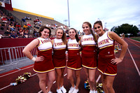 2007-2009 LASSITER CHEERLEADERS