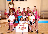 LASSITER CHEER CAMP 2014