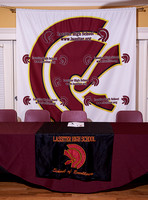 SIGNING DAY APRIL 13, 2016